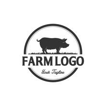 Pork Logo Designs