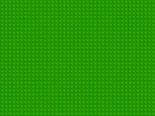 Green Plastic Constructor Bloc...