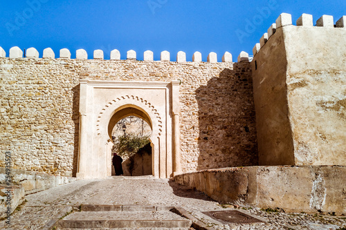 Entrance of the Kasbah