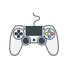 Video Game Controller Icon.Joy...