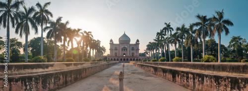 Grobowiec Safdarjung w New Delhi