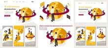 Isometric World Business Domination Agreement
