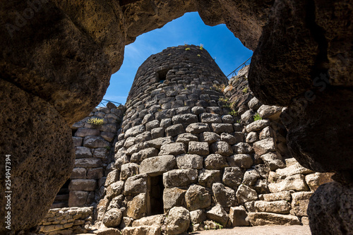 Photo Nuraghe  di Torralba - Sardegna