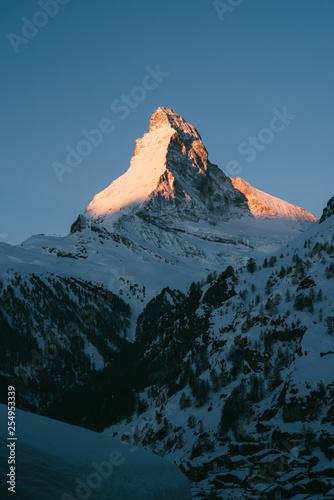 Mont Cervin Fototapeta