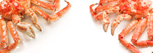 Large Red King Kamchatsky Crab...