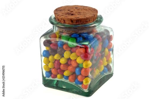 Fotografie, Obraz  Bocal de bonbons