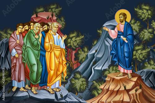 Post-Resurrection appearances of Jesus Fototapeta