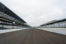 View Of The Indianapolis Motor...