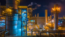 Power Station, Combined Heat P...