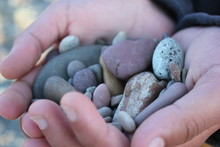 Stone In The Hands