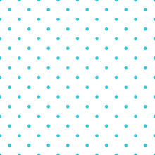 Blue Vector Seamless Pattern B...
