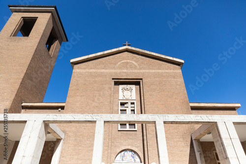 Fotografie, Obraz  Chiesa di Santa Galla - Roma