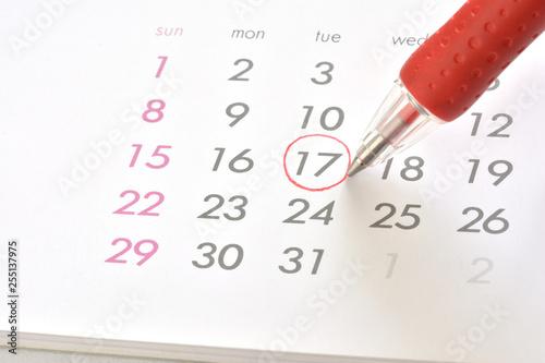 Fotografiet Calendar