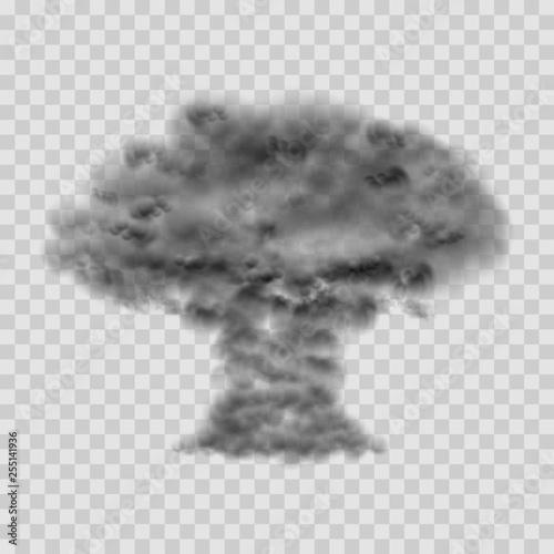 Valokuvatapetti Design of bomb explode