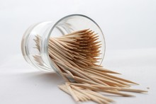 A Toothpick In A Dozen On A Wh...