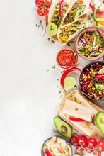 Cinco De Mayo Food.Mexican Foo...