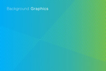 Background Graphics, Blue And Green Pattern