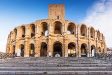 Arles, France. Roman Amphithea...