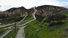 Los Angeles Aqueduct Cascades