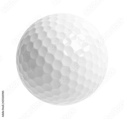 Obraz na płótnie Isolated Golf Ball