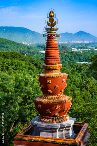 Canvas Prints Peking Scenery of Chinese Summer Palace