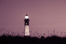 Lighthouse At The Night, Tybee...