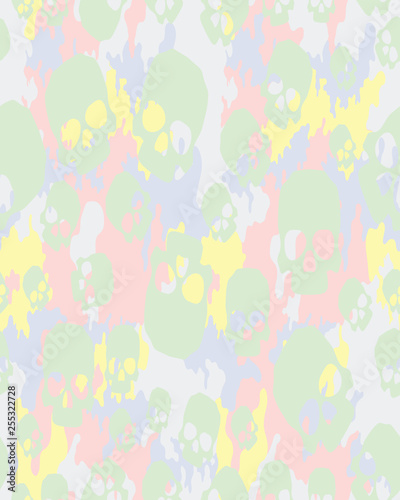 Camouflage Patternseamless Army Wallpapermilitary Design