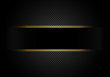 Carbon Fiber Background And Te...