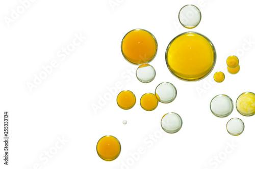 Fotografía  Colored bubbles