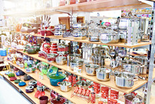 Kitchenware In Household Goods...