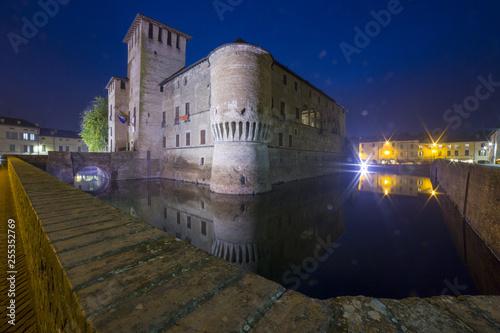 Foto  castello di fontanellato
