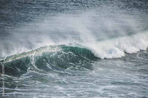 Poster Mer / Ocean Ola wave