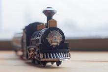 Toy Steam Engine Model