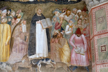 Saints Peter The Martyr And Th...