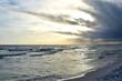 sunny florida beach
