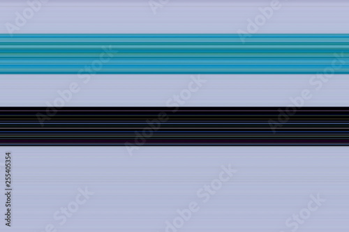 Turquoise and black horizontal lines on a white background