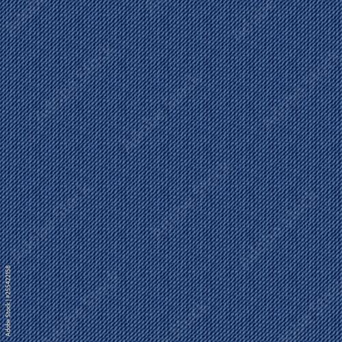 Türaufkleber Künstlich Seamless denim texture. Tile jean pattern overlay.