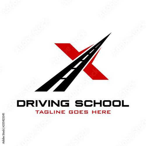 writing x road