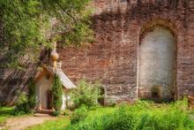 The Monastic Cell Of The Irinarch The Recluse, Borisoglebsky Monastery, Yaroslavl Region, Russia