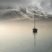 Stunning Landscape Image Of Sa...