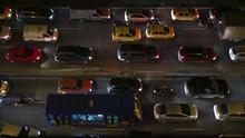 Time Lapse Of Traffic In Bogot...