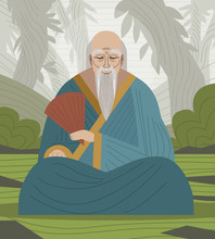 Great Ancient Chinese Tao Philosopher Meditation