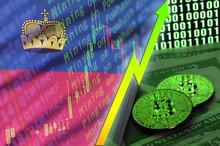 Liechtenstein Flag And Cryptoc...