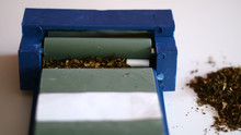 Manual Cigarette Rolling Machines, Tobacco, Paper And Filter. Ready To Roll Your Own Cigarettes.