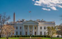 The White House In Wahsington D.C.