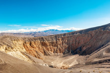 Large Volcanic Ubehebe Crater ...