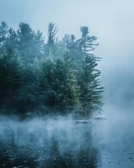 Adirondack Foggy Morning