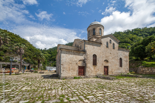 Temple of Simon the Canaanite in New Athos, Abkhazia Wallpaper Mural