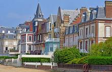 Trouville, France - August 18 ...