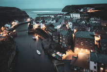 Staithes Fishing Village, Nort...